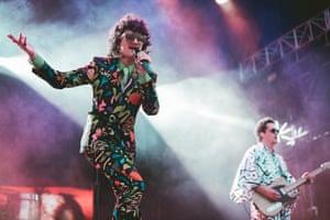 Australian indie pop band Client Liaison.