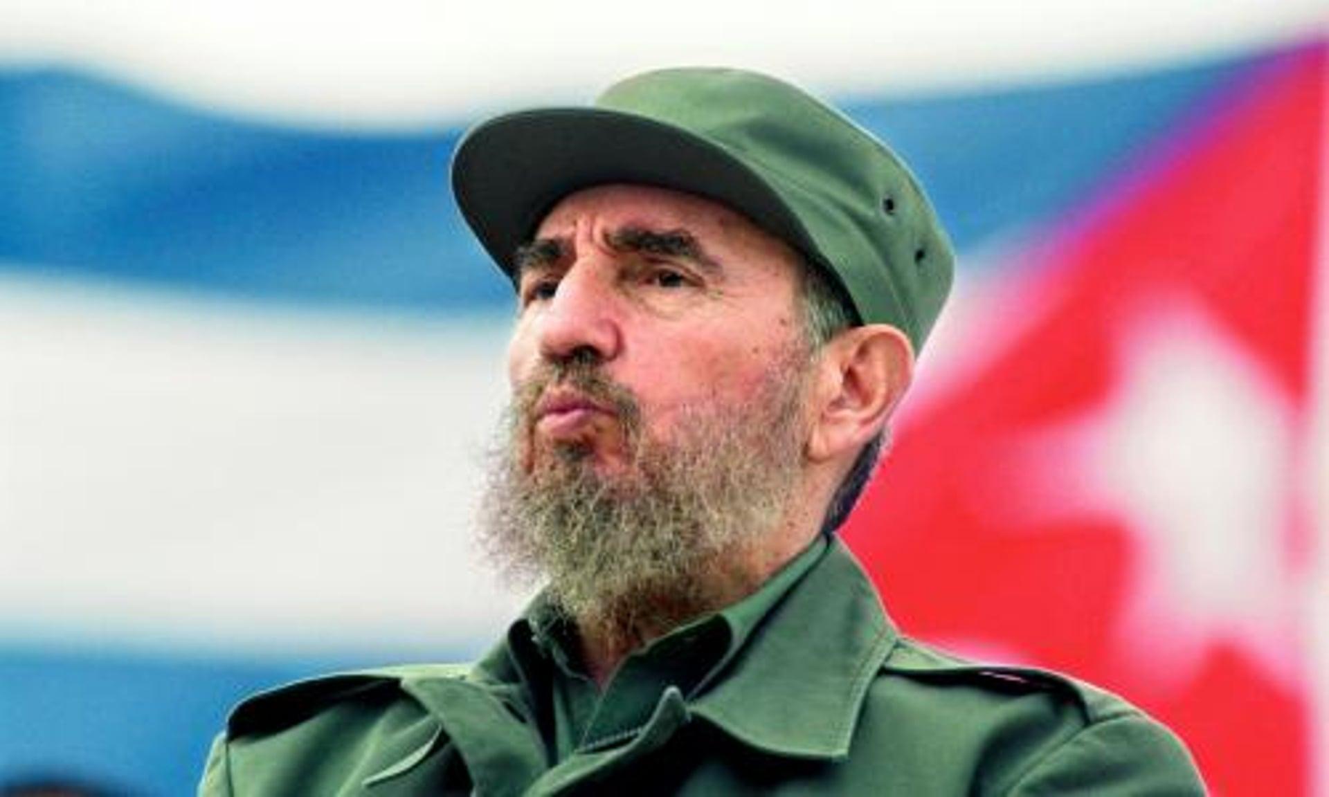 Image result for Fidel Alejandro Castro