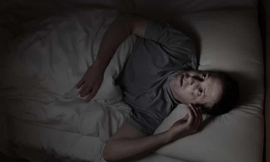 One in three adults complains of sleep difficulties