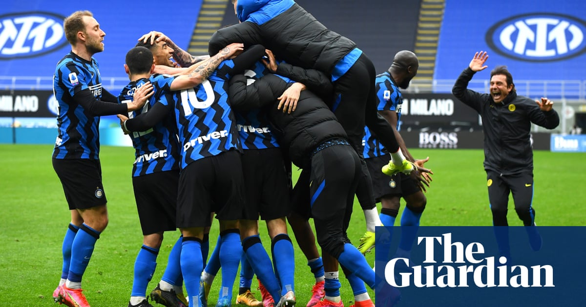 From pazza to partenze: Conte defies Cassano criticism as Inter march on
