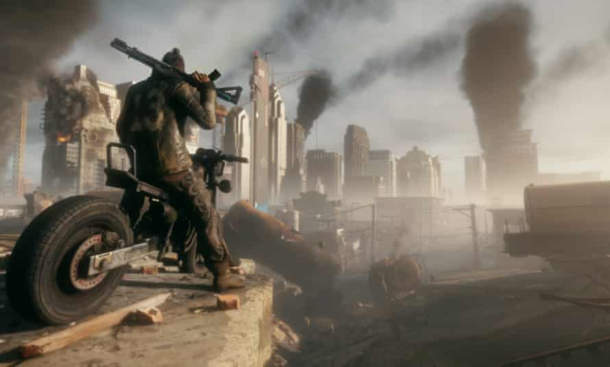 Homefront: The Revolution is an open-world single-player story containing over 30 hours of gameplay.