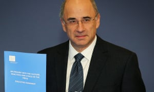 Yet another dispute in the aftermath of Sir Brian Leveson's 2012 report.