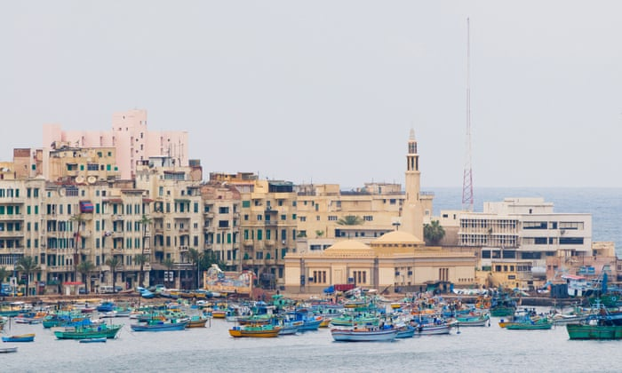 The Story Of Cities Part 1 How Alexandria Laid Foundations