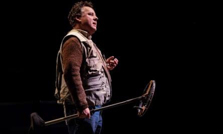 Comical everyman ... David Nellist as Terry Herbert.