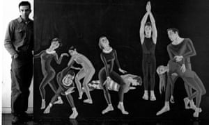 'My life was basketball, dancing and painting' … Alex Katz in 1966.