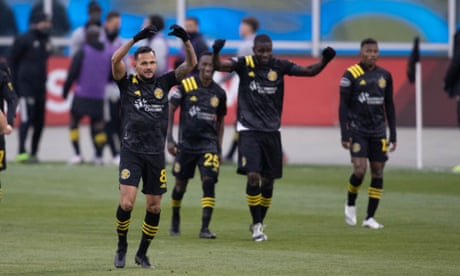 An MLS title is in view for Columbus Crew, a club saved by fan power
