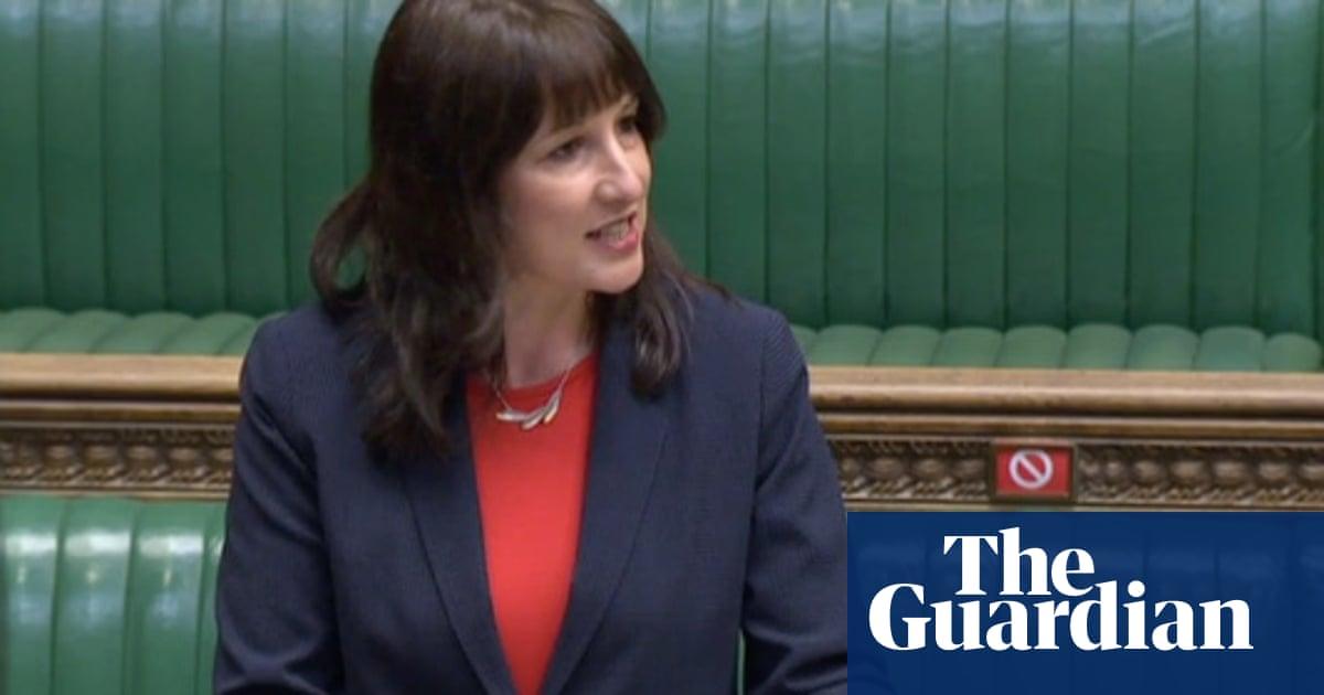 Rachel Reeves decries lack of employment bill in Queen's speech