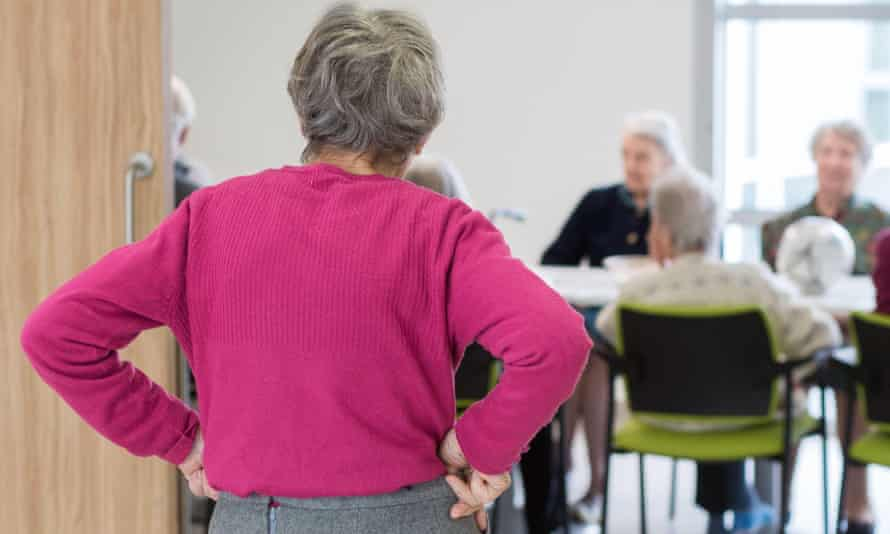 It is predicted that, overall, more than 1 million people aged 65 or over will require round-the-clock social care by 2035.