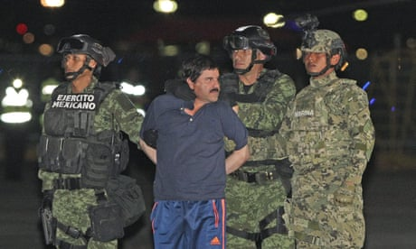 US quietly drops El Chapo murder charges to ease drug lord's extradition