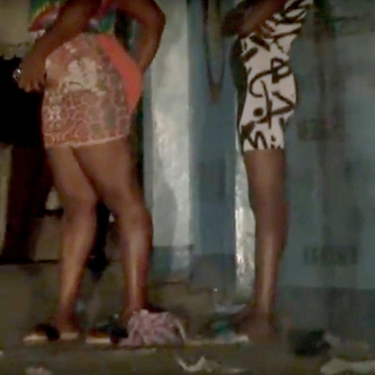 Sierra Leone Nude