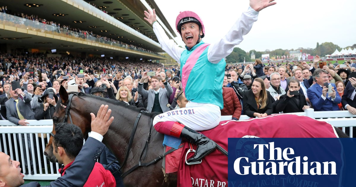 Enable joins horse racing greats with second Prix de l'Arc