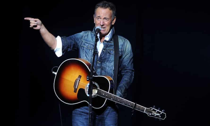 Bruce Springsteen in 2018.