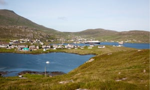 The alarm was raised after an unmanned boat was found off Castlebay, Barra, in the Outer Hebrides.