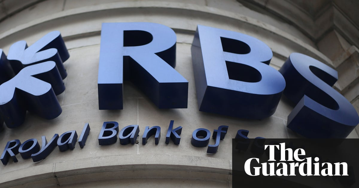 Rbs reports 469m loss for the third quarter business the guardian sinking further into the red rbs faces more uncertainties including a us settlement over selling reheart Choice Image
