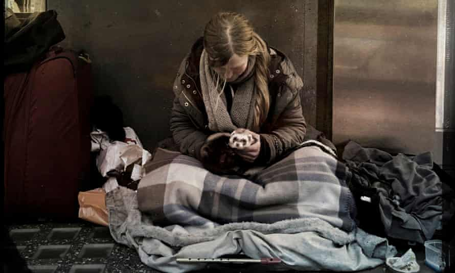 Homelessness is back on the political agenda, even in the most prosperous countries.