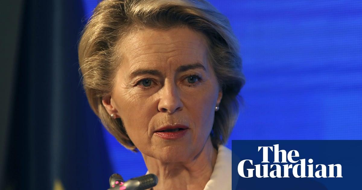Ursula Von der Leyen snubbed in chair gaffe at EU-Erdoğan talks