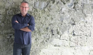 Mike McCormack, winner of the 2016 Goldmiths prize for Solar Bones