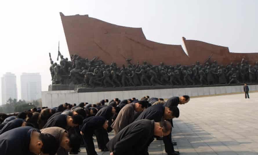 North Korea in The Propaganda Game documentary film