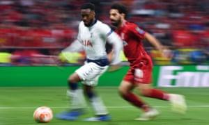 Liverpool v Spurs