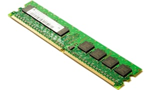 An old 512MB stick of RAM. Things have improved quite a lot over the last 12 years.