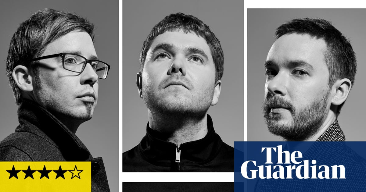 GoGo Penguin: GoGo Penguin review – adrenaline rush