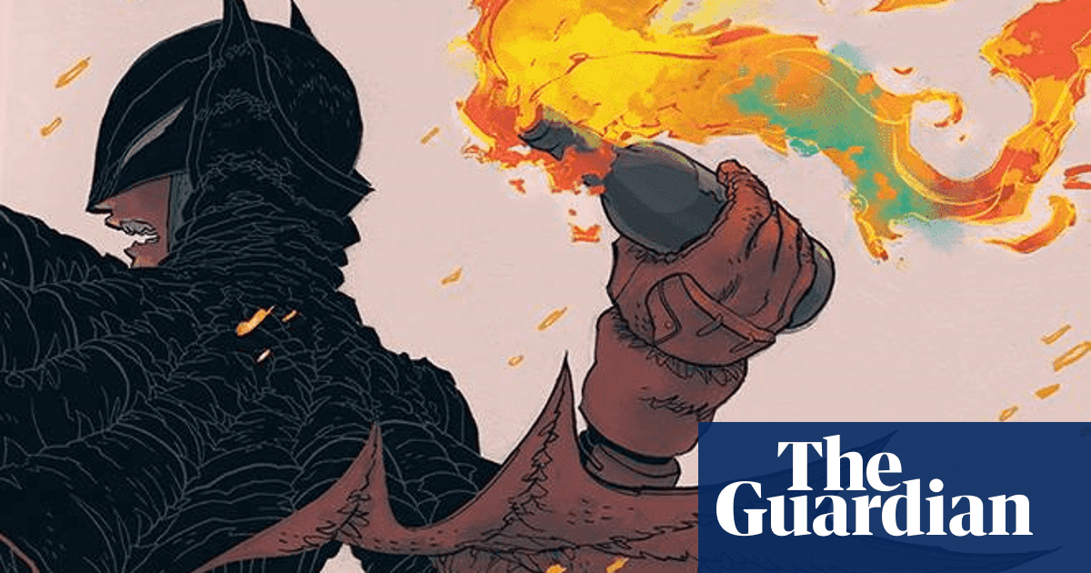 DC drops Batman image after claims it supports Hong Kong unrest