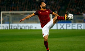Mohamed Salah has flourished for Roma having failed to impress at Chelsea following his move to Stamford Bridge in 2014