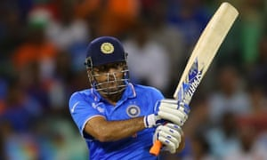 India's MS Dhoni engineered an unbroken match-winning half-century stand with Ravichandran Ashwin and finished top-scorer with 45.