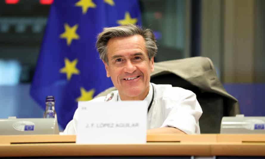 Spanish socialist MEP, Juan-Fernando López-Aguilar