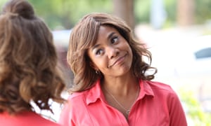 Regina Hall in the 'bittersweet' Support the Girls.