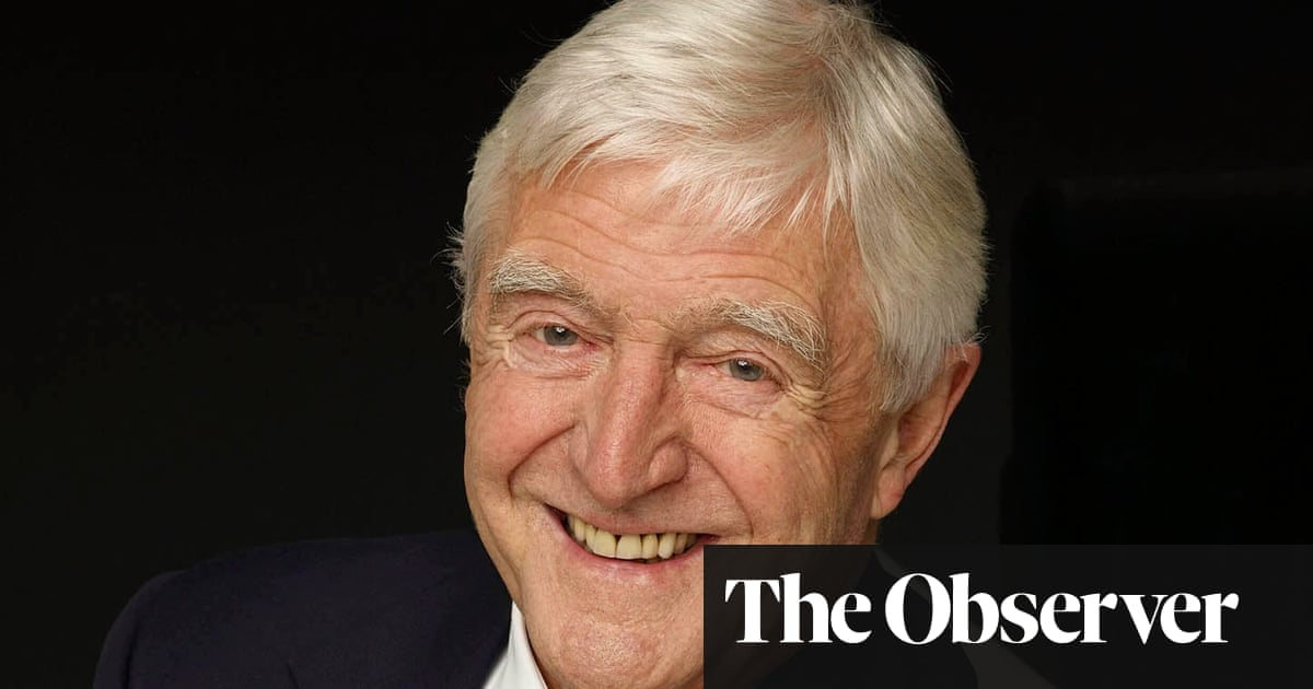 Sunday with Michael Parkinson: 'If I move, it's down to the cricket pitch'