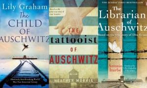 Is The Chiropodist of Auschwitz next? … death camp novels.