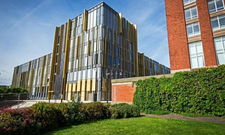 New library at Birmingham University