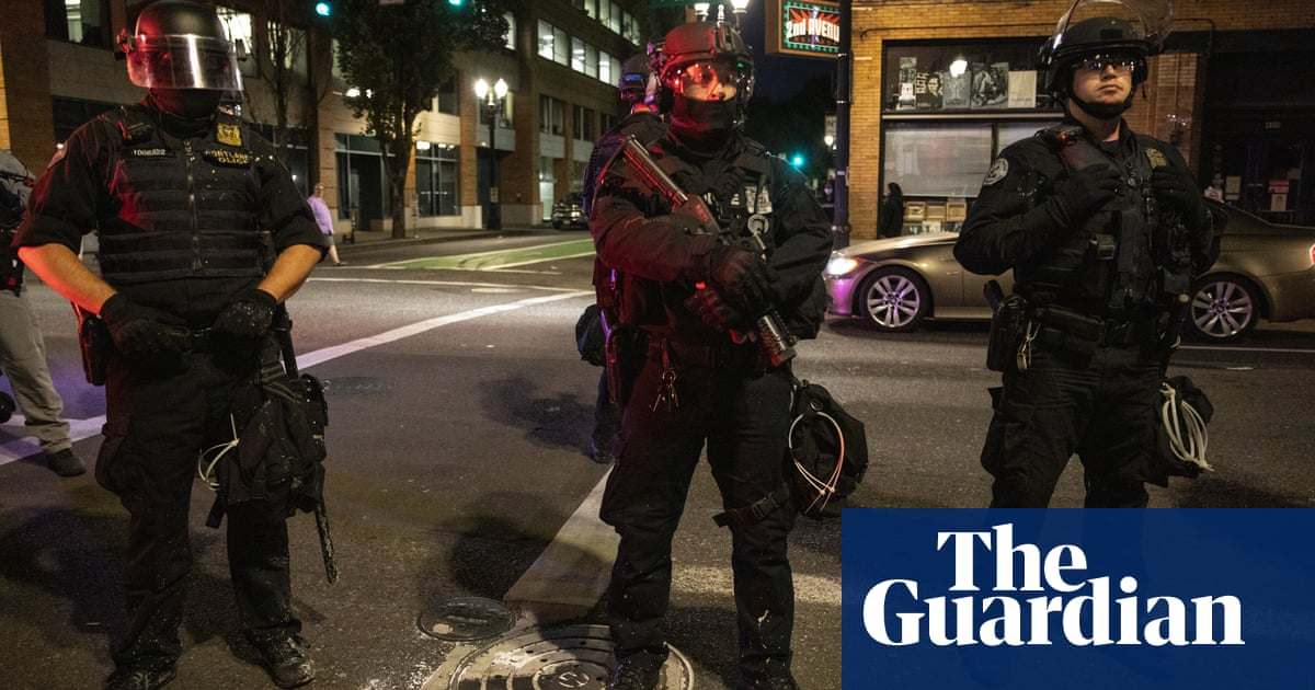 Fatal shooting in Portland as Trump supporters clash with Black Lives Matter protesters – The Guardian