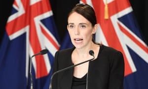 Jacinda Ardern says her government cannot be deterred from gun law reforms: 'They need to change'