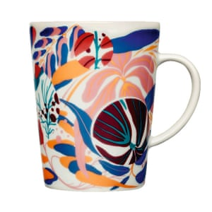 Iittala Graphics mug, Distortion, £18, iittala.com