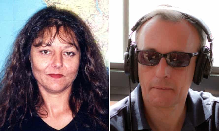 Ghislaine Dupont and Claude Verlon