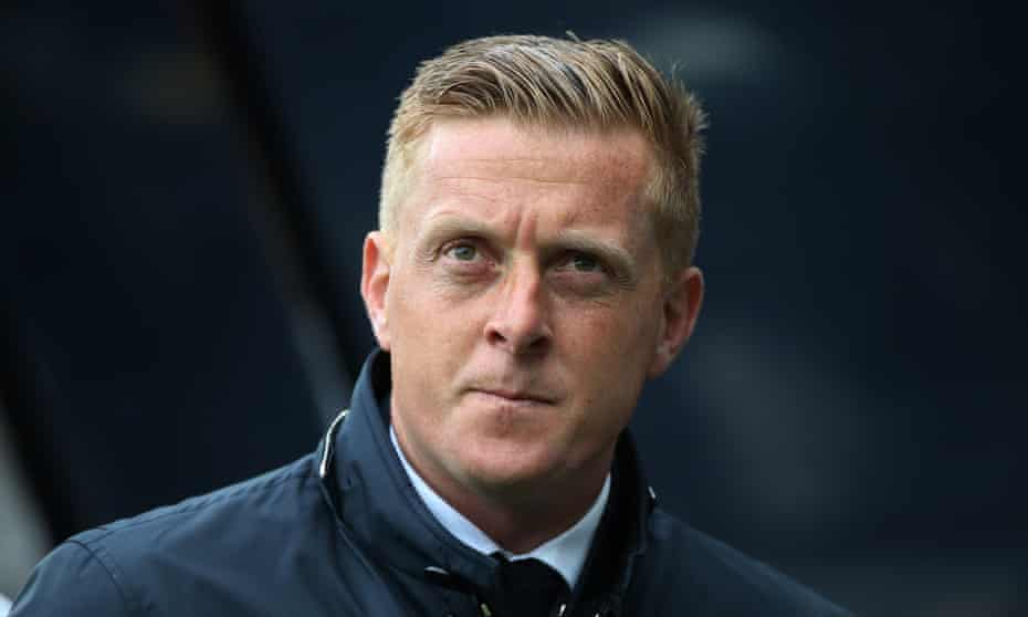 Garry Monk was appointed by Swansea in May 2014 after a successful spell as interim manager.