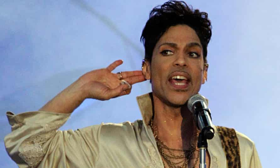 Prince died at age 57 on Thursday at his estate in suburban Minneapolis.