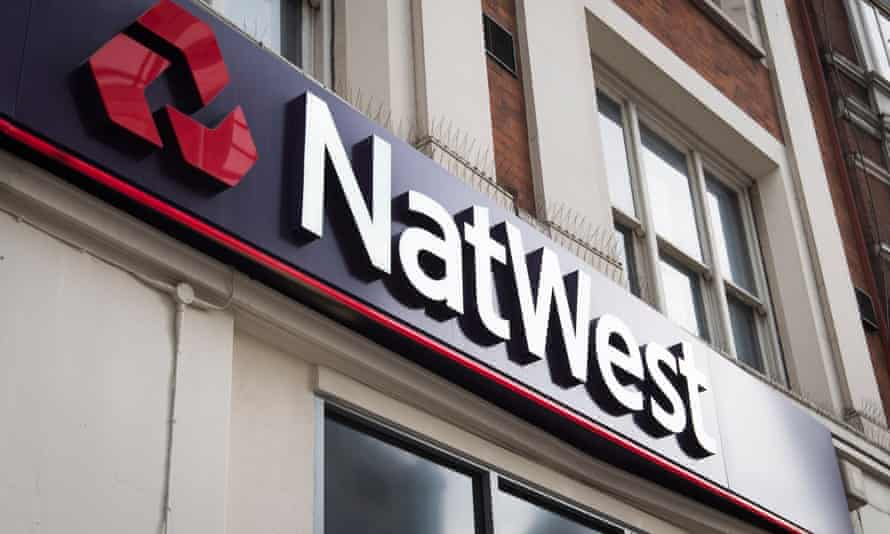 A NatWest bank branch