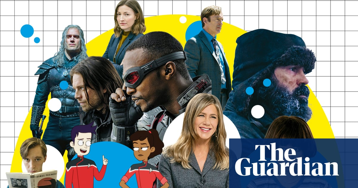 Epic fantasy to anarchic animation: the TV trends to look out for in 2021