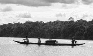 The intoxicating promise of danger … Embrace of the Serpent