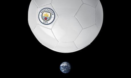 Manchester City's plan for global domination