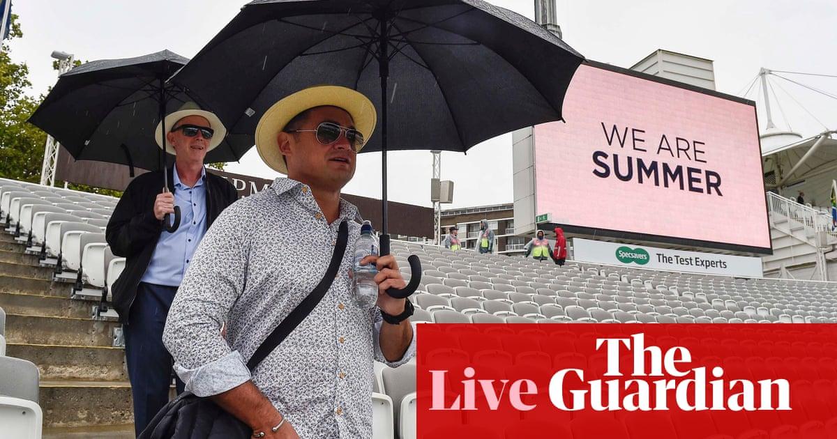 Ashes 2019: England v Australia second Test, day one start delayed – live!