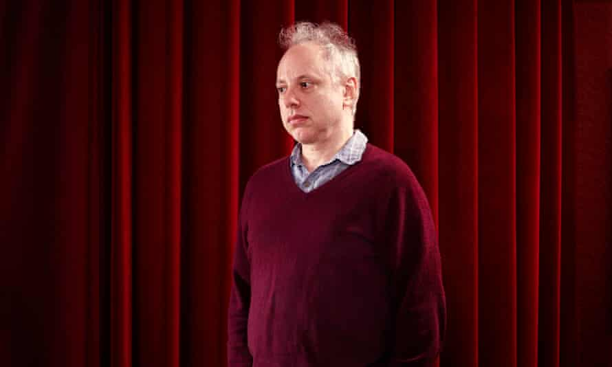Todd Solondz photographed last month by Suki Dhanda for the Observer New Review.
