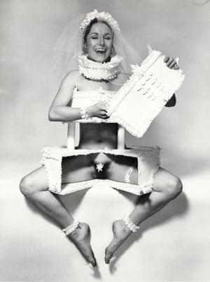Wedding Invitation, 1973 by Penny Slinger.