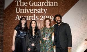 Advancing staff equality award winner: University of South Wales.