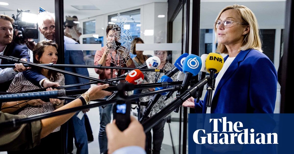 Dutch foreign minister resigns over Afghanistan debacle