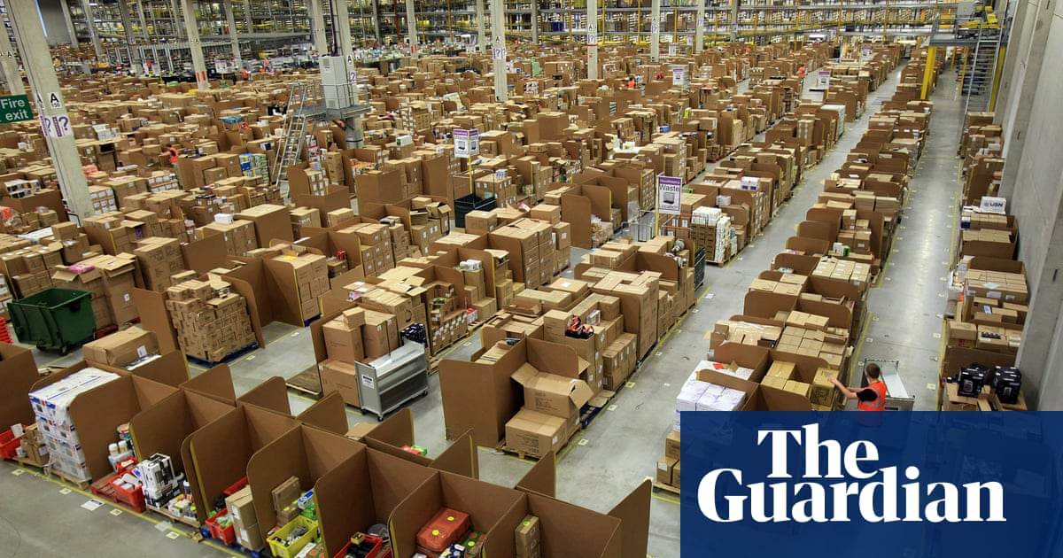 Banned by Amazon for returning faulty goods | Money | The