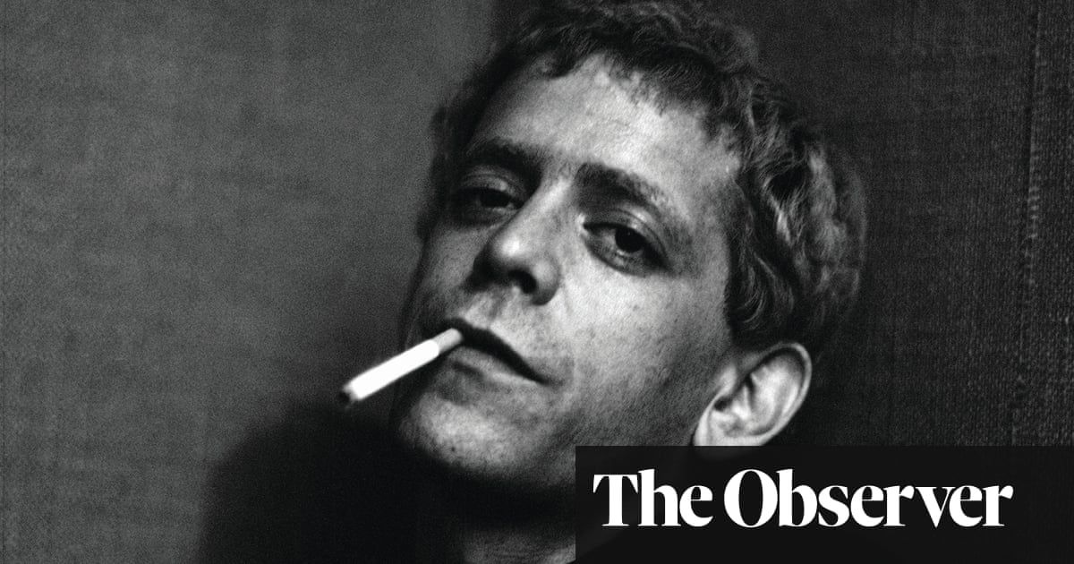 Photographer Mick Rock: 'Social media means we won't see another Lou Reed'